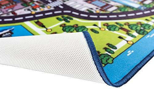Play A Car of New York City. Unique, Educational, for mats Cars, in Playroom, or Activity