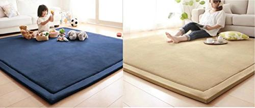 Children Mat, Play Crawling Baby, Toddler, and Children Play Blanket, Exercise Soft & Thick Hypoallergenic,
