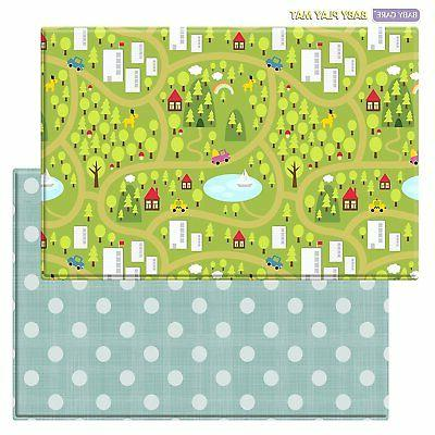 play mat country town countrytown
