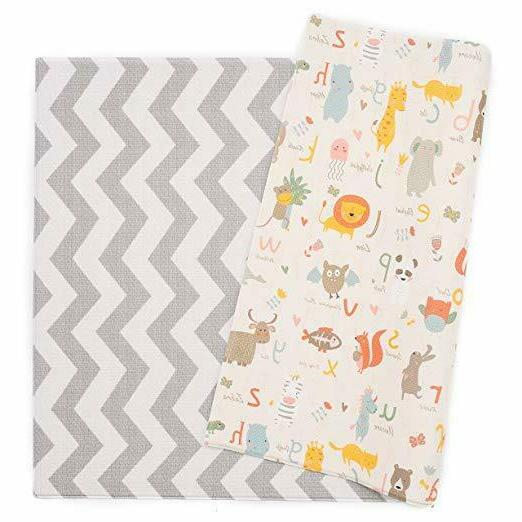 play mat haute collection large zig zag