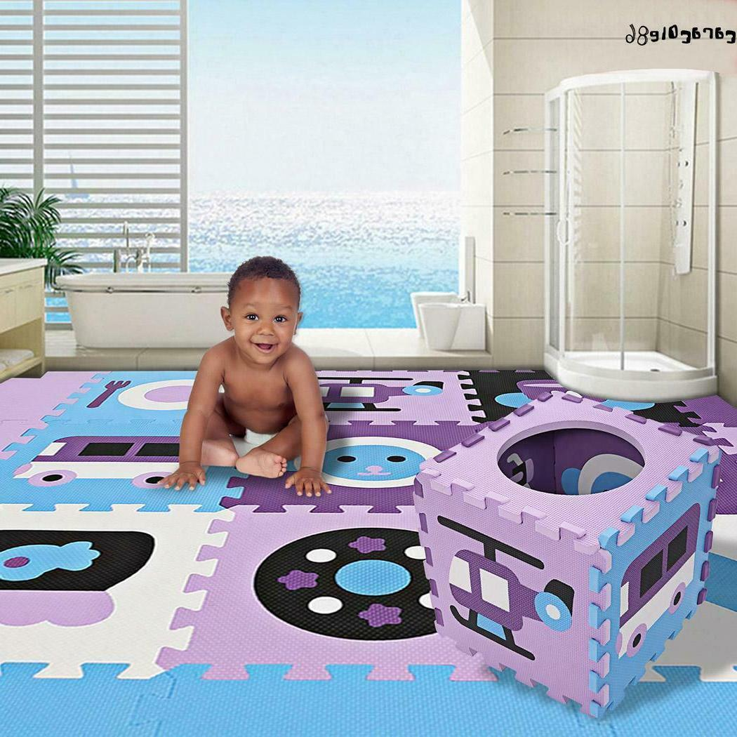Play Baby Non-Toxic Large with Gate Crawling HY