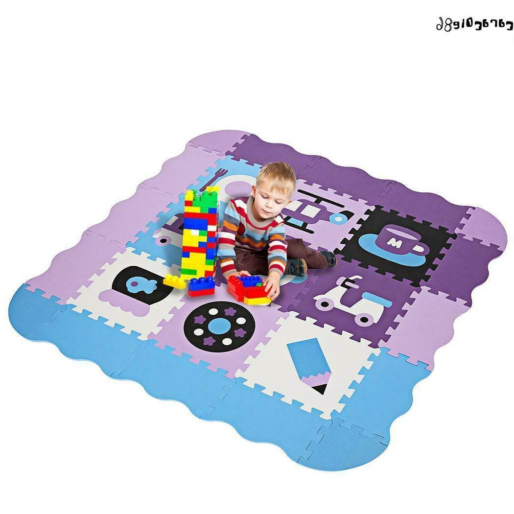Play Mat Non-Toxic Large with Crawling HY