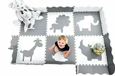 Baby Large Tiles. Non Playmat Baby, Neutral for or