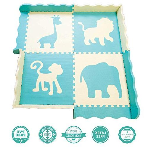 play mat w fence