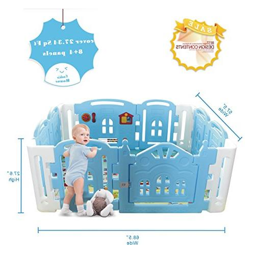Baby Centre Style Play Home Outdoor with