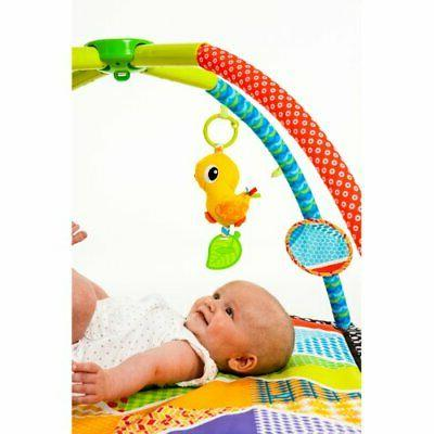 Infantino Pond Pals and Activity Gym and