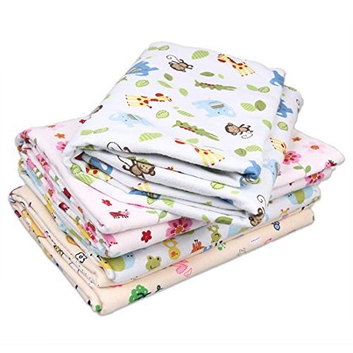 Portable Pad Diaper Size Multi-function Crib Car Mattress Pad Cover
