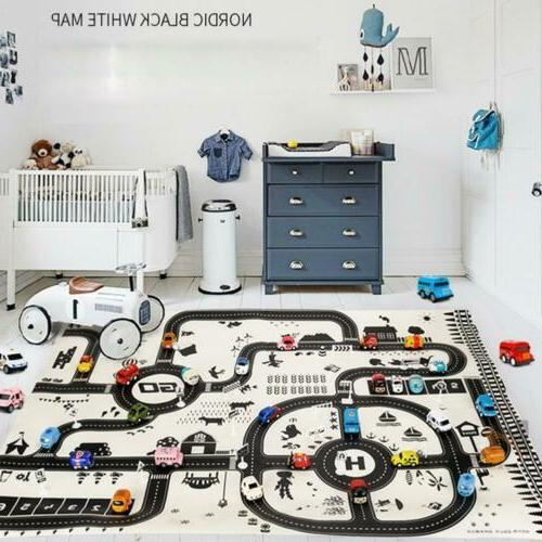 36Pcs Mat Baby Play Foam Puzzle Floor Numbers Alphabet Carpe