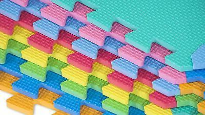 ProSource Foam Play Mat for - tiles with