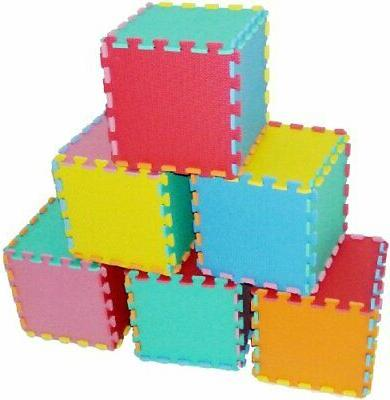 ProsourceFit Puzzle Play Mat - 36 with edges