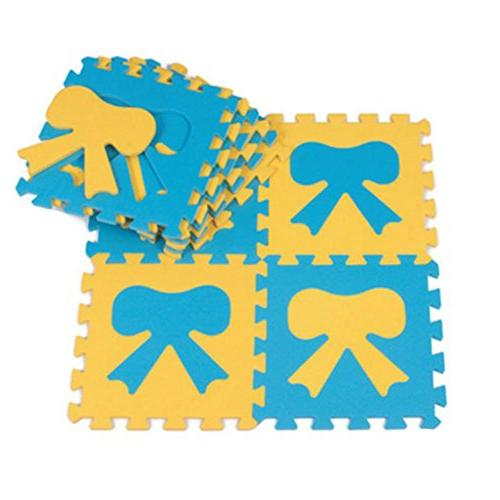 puzzle waterproof foam mats baby