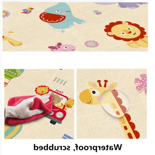 Reversible Crawling Double-sided Ma
