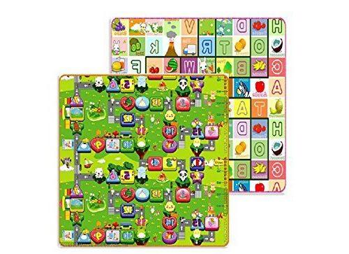 Reversible Mat Baby and Children Game