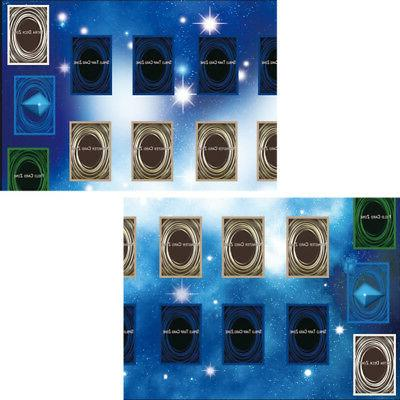 Rubber Galaxy Competition Pad Playmat For Yu-gi-oh