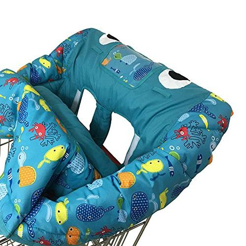 PER 3in1 Cart Mat Protective Cushion Safety Foldable
