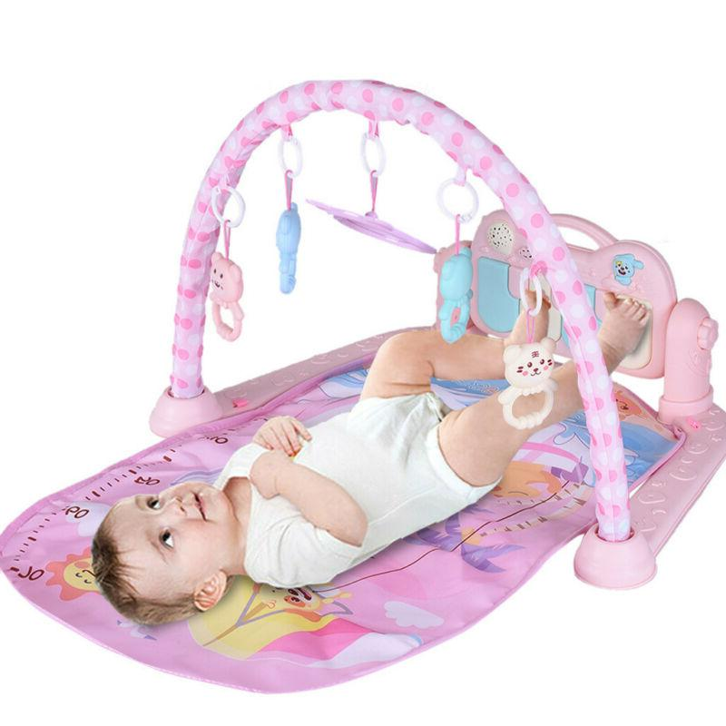Baby Gym Floor Play Mat Activity Center Kick and Play   Sit