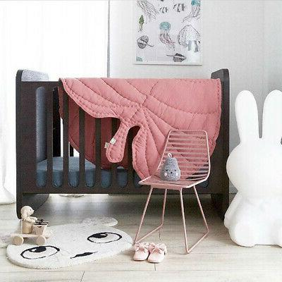 Soft Cotton Play Game Gym Blanket