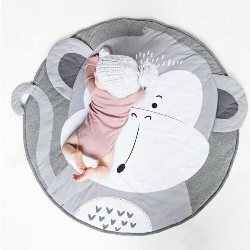 soft thick cotton cushion for baby play