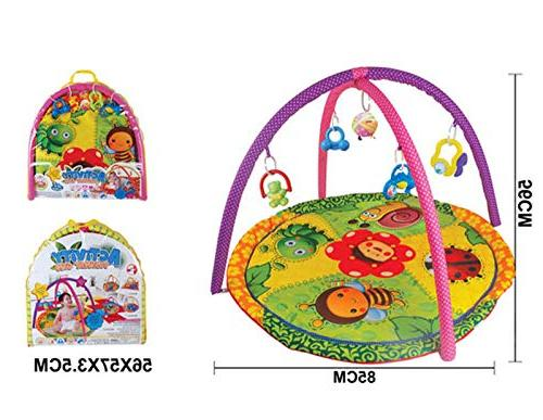 Lian LifeStyle Baby Gym,Baby Activity Mat, Style