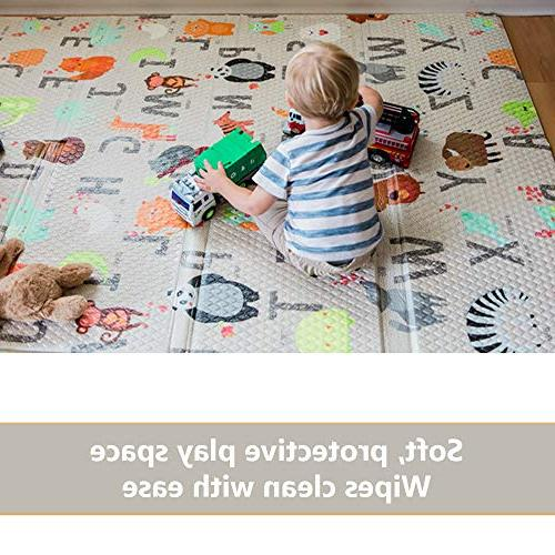 "Superyard ABC Mat, 71"" x by North"