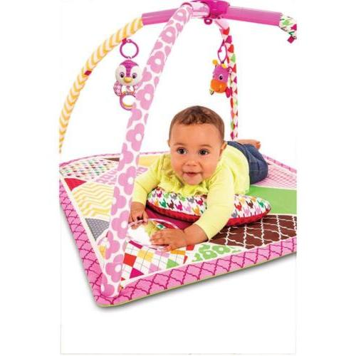 Infantino and Fold Activity Play Mat