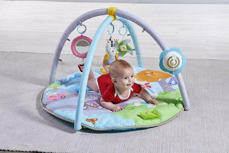 Taf Baby Gym Thickly Soft Portable, Lightweight, Ca