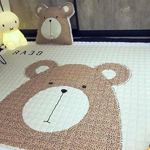 IHEARTYOU Baby Cute Children Living Room Rugs