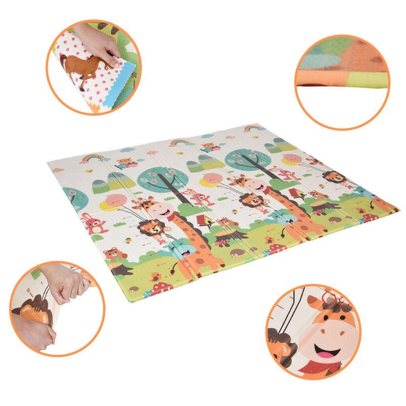 Baby Foldable Mat Mats For Child Toy