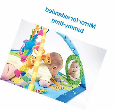 Tiny Ve Gymini Deluxe Play Mat