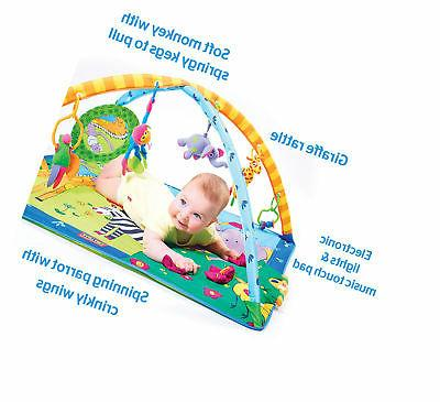 Tiny Deluxe And Music Play Mat