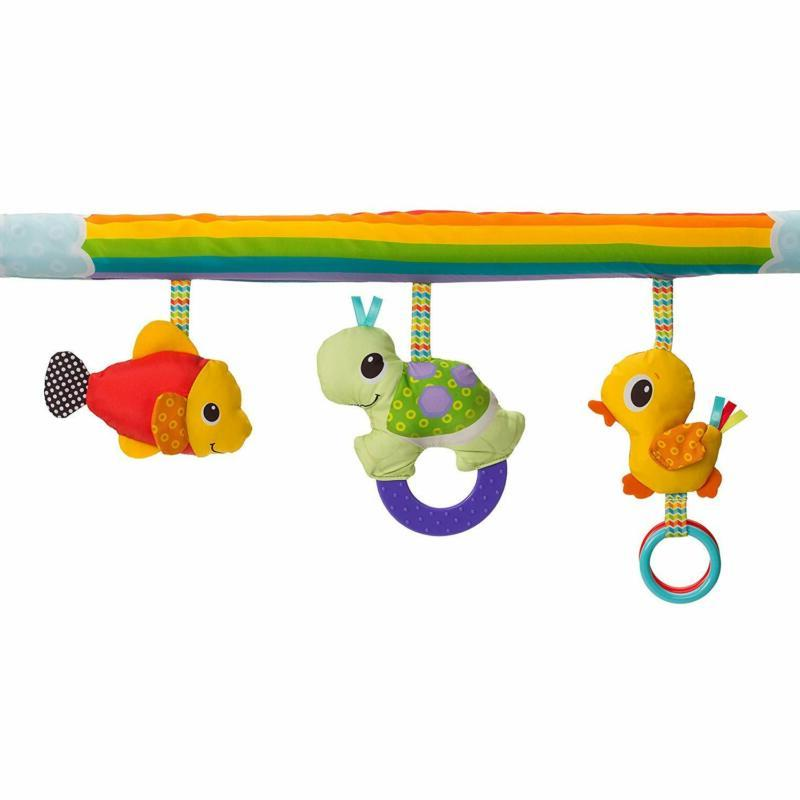 Infantino Topsy Turvy And Store Activity Turtles