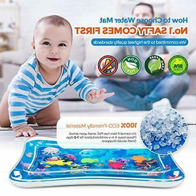 Tummy Mat Baby Play Activity Center for 3 6