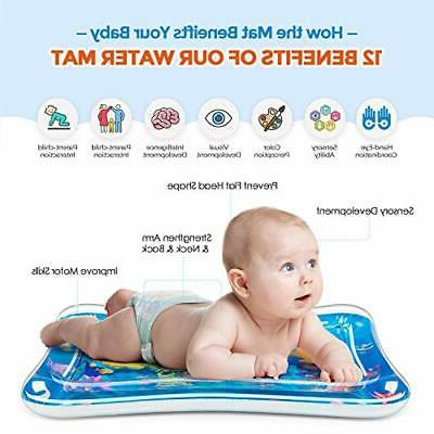 Tummy Time Baby Activity Center for 3 6