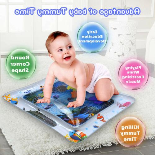 Tummy Time Play Mat Baby