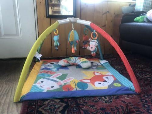 Infantino Twist Activity Gym Gear Play Mats Toddlers