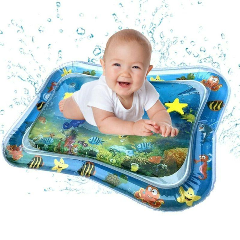 US-Inflatable Baby Mat Fun Activity for
