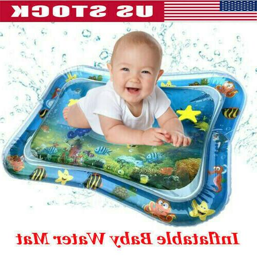 us inflatable baby water mat fun activity