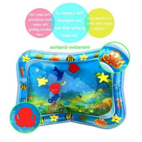 US Inflatable Water Mat Kids Time