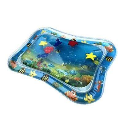 US Inflatable Mat Kids Children Tummy
