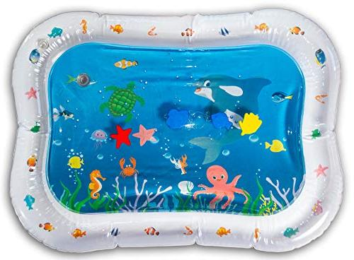 Water Play Mat Fun, Activity