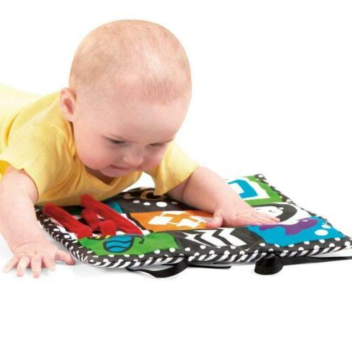 Manhattan Toy Double Sided 3-in-1 Triangle Play and Pat...