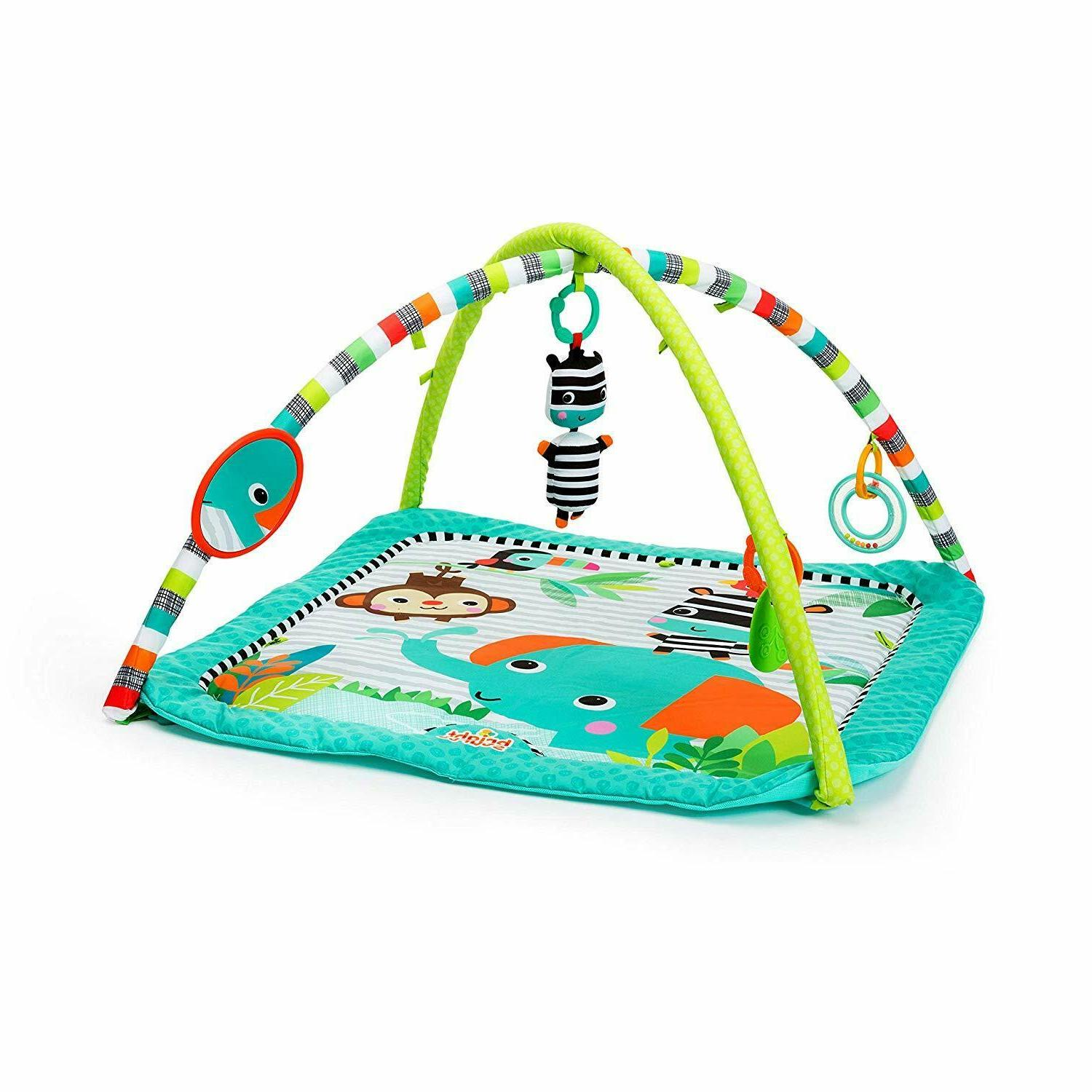 zig zag safari activity gym