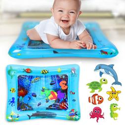 Large 60*51cm Inflatable Baby Water Mat Novelty Play for Kid