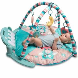 Tapiona Large Baby Play Gym, Kick And Play Piano Infant Acti