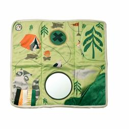 Manhattan Toy Camp Acorn Sensory Activity Play Mat with Teth