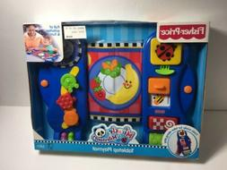 Fisher Price Miracles & Milestones Table Top Playmat Placema