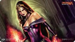 mtg play mat liliana of the veil