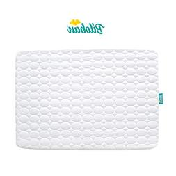 Biloban Pack N Play Mattress Pad - Comfort Cotton Surface, 1