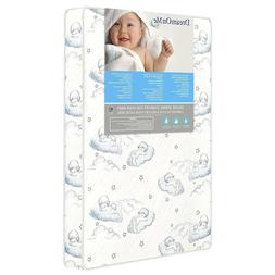 "NEW Dream On Me, 3"" Inner Spring Play Yard Mattress"