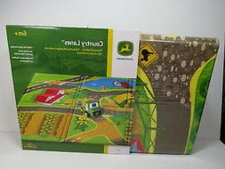 *NEW* John Deere Country Lanes Go Grippers Play Mat No Vehic
